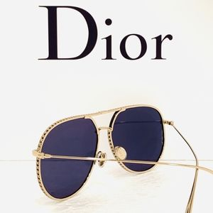 Dior DiorByDior Style Sunglasses in 2M2A9 Black